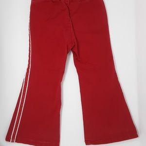 Tommy Hilfiger Bottoms - Tommy Hilfiger Red Pants Girl's 4 / 4T